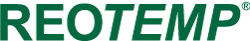 REOTEMP Instruments Mobile Logo
