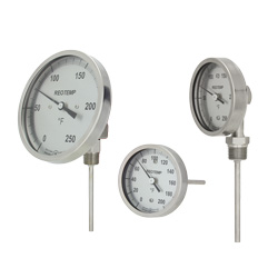 bimetal thermometers reotemp instruments